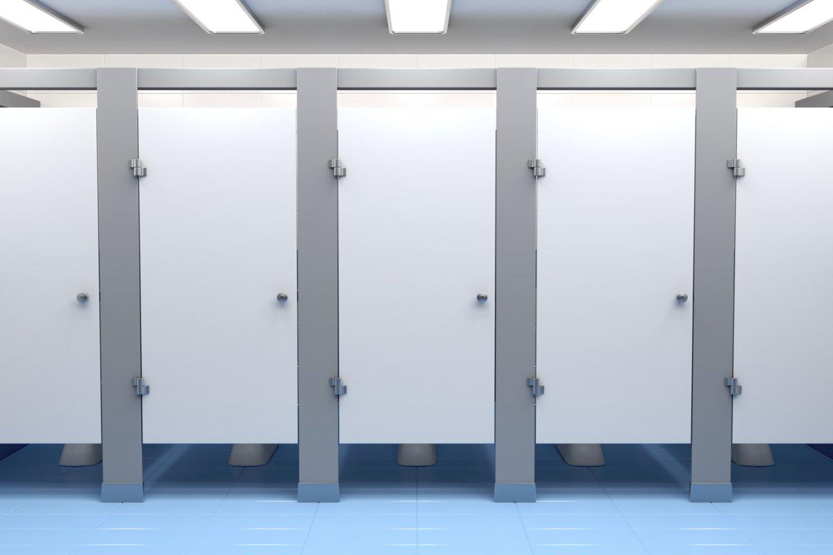 Mobiles down the toilet?