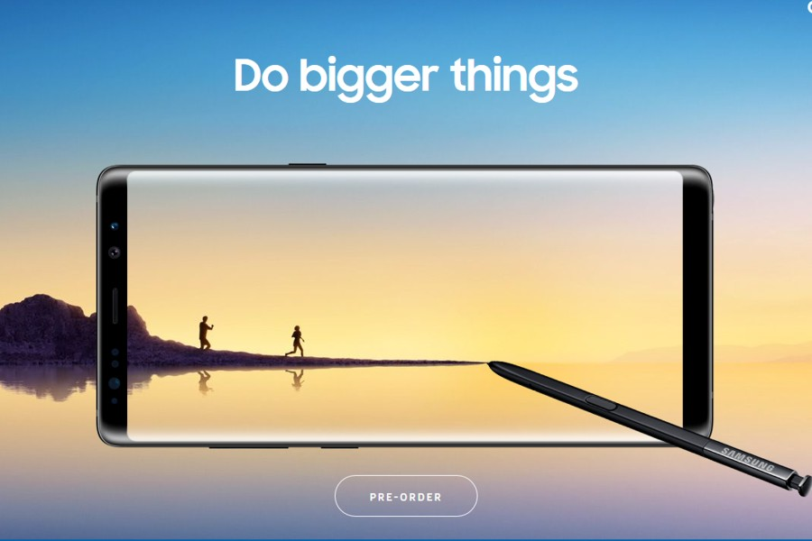 New iPhone, new Galaxy Note